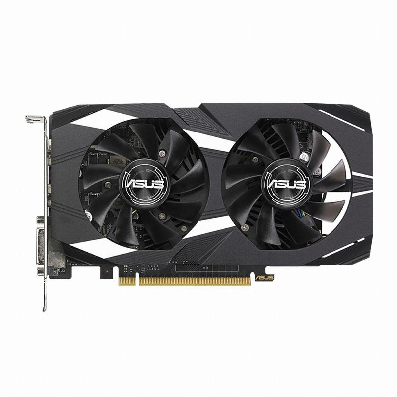 ASUS DUAL 지포스 GTX1050 O2G V2 D5 2GB