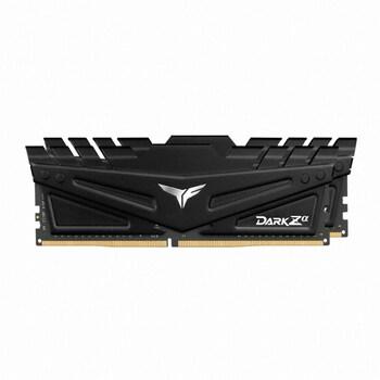 TeamGroup T-Force DDR4-4000 CL18 DARK Z Alpha 패키지 (16GB(8Gx2))