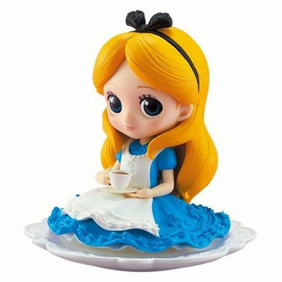 반프레스토 디즈니 큐포스켓 슈걸리 앨리스 기본