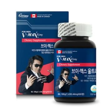 프라임생활건강 브이-맥스 울트라 60정