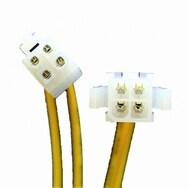 탑라인에이치디 HDTOP 메인보드용 4핀 전원 연장 케이블 (0.3m, HT-I03)