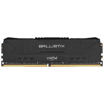 마이크론 Crucial Ballistix DDR4-3200 CL16 Black