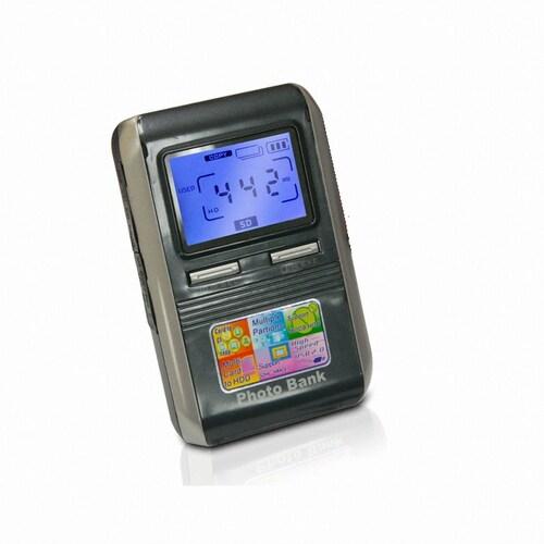 하이기가 Photo Bank HG-50S 블루블랙 (160GB)_이미지