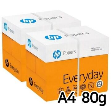 HP  에브리데이 복사용지 A4 80g 박스 (5,000매)