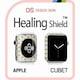 폰트리 힐링쉴드 애플 워치2 42mm 디자인스킨 외부보호필름 CUBET-DW075 (2매)_이미지