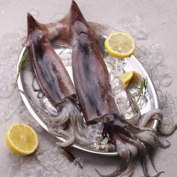 바른씨 국내산 선동 오징어 중 2개(마리) 400g (1개)_이미지