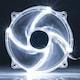 COOLERTEC  IW 9225 WHITE ROUND-4P (PWM)_이미지