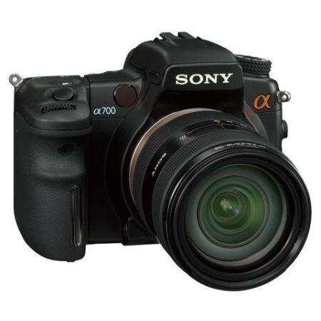 SONY 알파 A700 (렌즈패키지, 중고품)_이미지