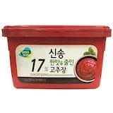 신송식품  17% 짠맛을 줄인 고추장 2.5kg (1개)_이미지