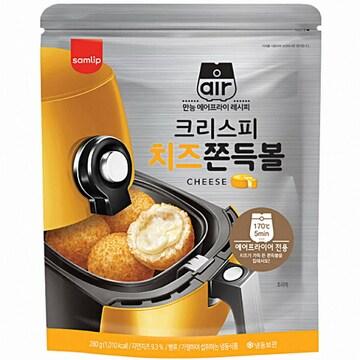 SPC삼립 크리스피 치즈 쫀득볼 280g(1개)