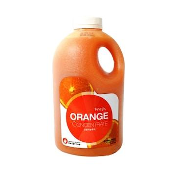 스위트컵  오렌지 농축액 1.5L (1개)
