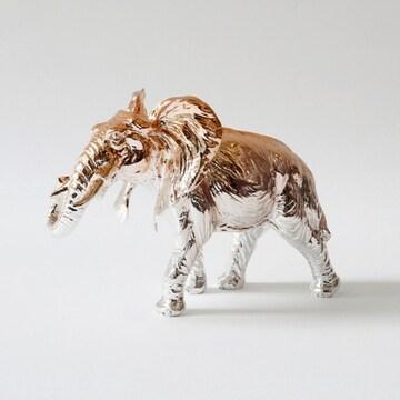 하오스디자인 코끼리 오브제 로즈골드