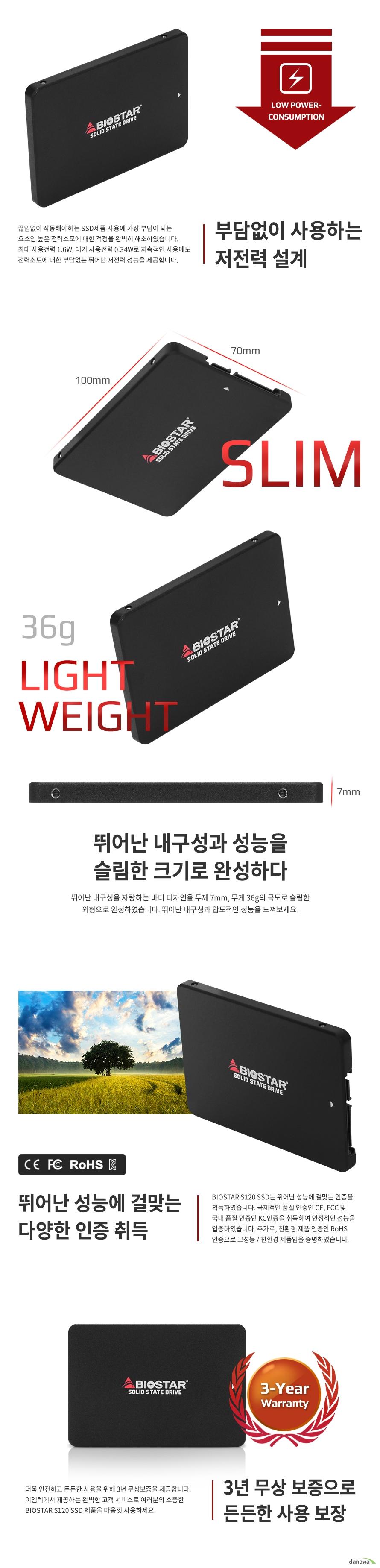 BIOSTAR S120 (512GB)