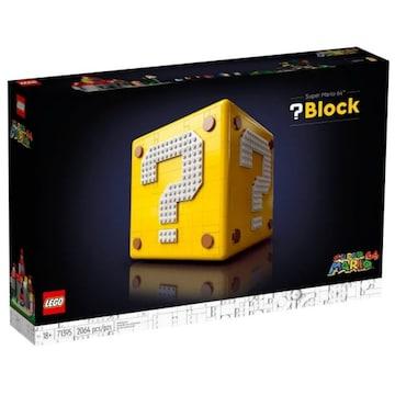 레고 슈퍼 마리오 64 물음표블록 (71395)