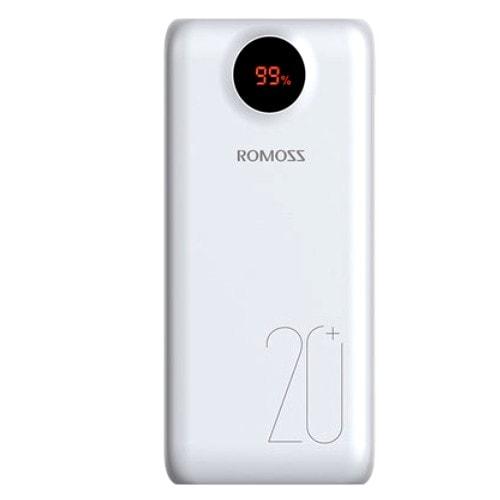ROMOSS 퀵차지3.0+USB-PD 보조배터리 SW20 PS PLUS 20000mAh (정품)_이미지