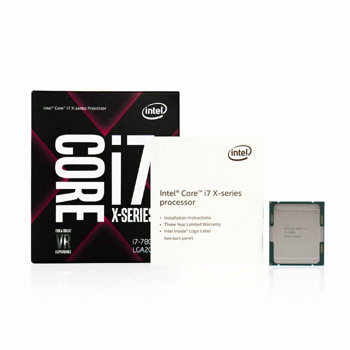 인텔 코어X-시리즈 7800X (스카이레이크) (정품)