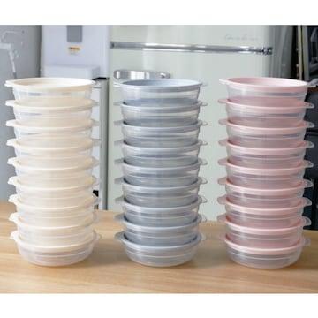 가쯔 심플쿡 냉동밥 전자렌지용기 400ml