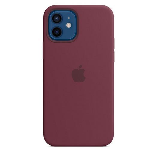 APPLE 아이폰12/프로 맥세이프 실리콘 케이스 (정품)