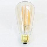신광 포커스 LED COB ST64 엘디자인 에디슨전구 전구색 5W_이미지