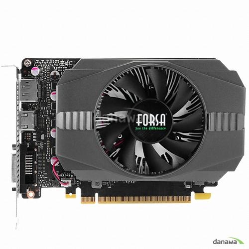 FORSA 지포스 GTX1050 D5 2GB