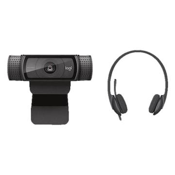 로지텍 C920 PRO HD+H340 (정품)