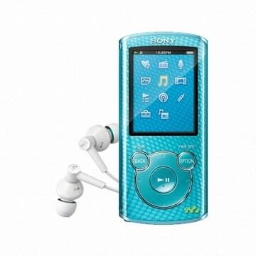 SONY Walkman NWZ-E460 Series NWZ-E463 4GB_이미지