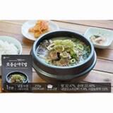 한우물(HAU) 행복한한상 토종순대국밥 210g  (1개)
