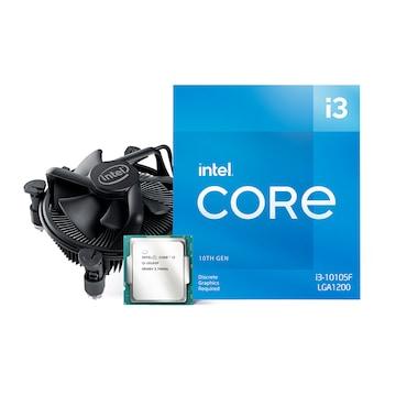 인텔 코어i3-10세대 10105F (코멧레이크S 리프레시)