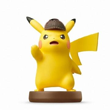 Nintendo 아미보 명탐정 피카츄 (Pikachu) 포켓 몬스터 시리즈(병행수입)