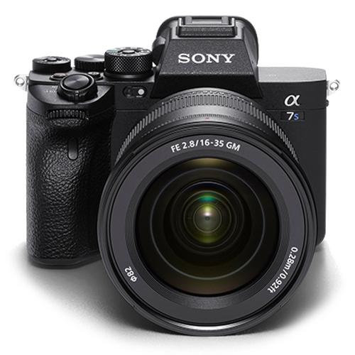 SONY 알파 A7S III (16-35mm F2.8 GM)