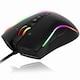 ABKO HACKER A600 라군 RGB LED 프로페셔널 게이밍 마우스_이미지_1