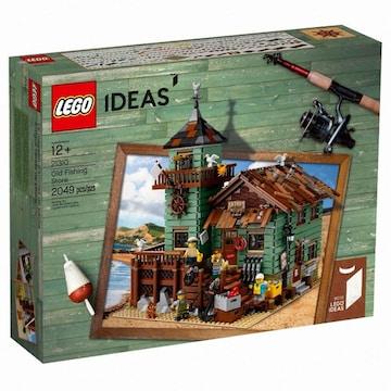 레고  아이디어 오래된 낚시가게 (21310) (해외구매)