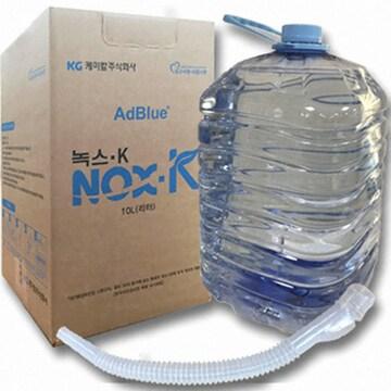 KG케미칼  녹스-K 요소수 (10L, 75개)