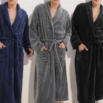 스타일도매 바스타 남성 목욕가운 SD-200955_이미지