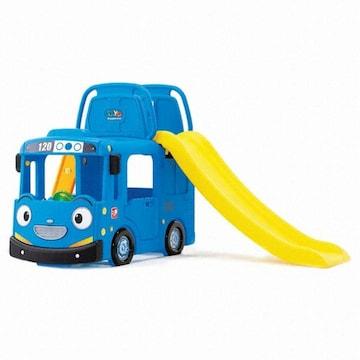 야야 꼬마버스 타요 3in1 버스 미끄럼틀(플레이매트 미포함)