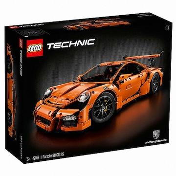 레고 테크닉 포르쉐 911 GT3 RS (42056)