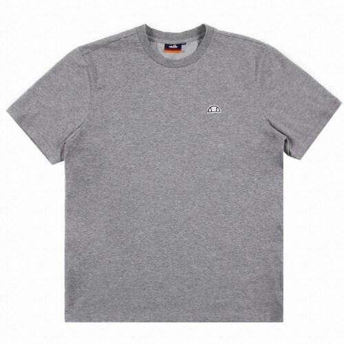 엘레쎄 스몰 로고 베이직 반팔 티셔츠 EJ2UHTR333 MG_이미지