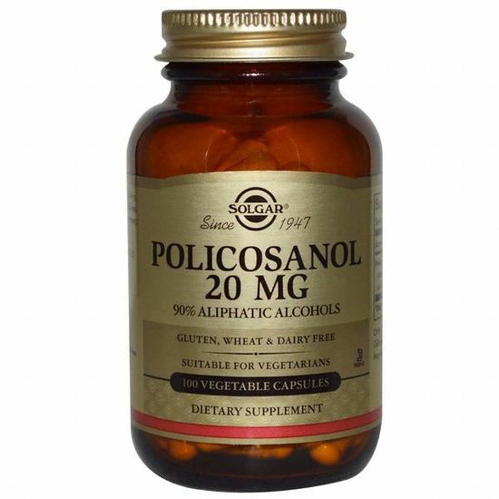솔가 폴리코사놀 100베지캡슐 (해외)(1개)