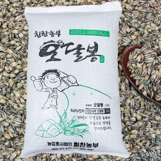 힘찬농부오달봉 흑보리 10kg(1개)