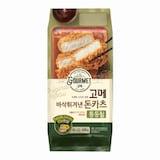CJ제일제당 고메 바삭튀겨낸 돈카츠 통등심 450g  (3개)
