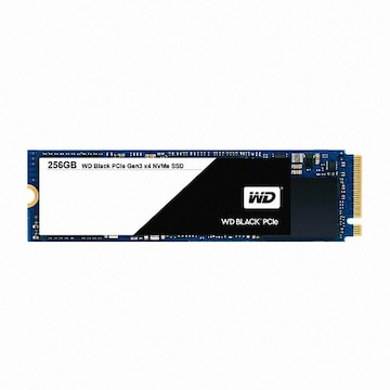 WD Black M.2 2280 (256GB)