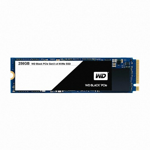 Western Digital WD BLACK M.2 NVMe (256GB)_이미지