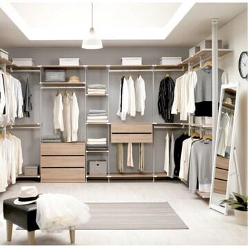 휴센 시스템 드레스룸(10cm)