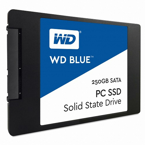 WD Blue SSD (250GB)