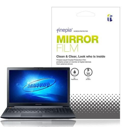 카라스 파인피아 삼성 노트북5 NT560 시리즈 미러 액정보호필름_이미지