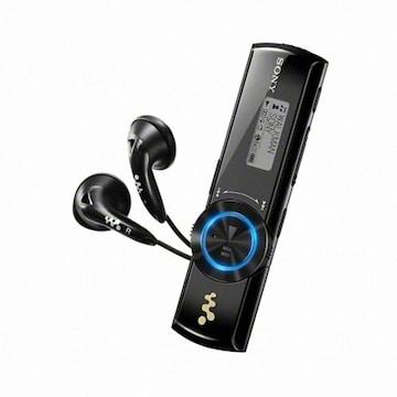 SONY Walkman NWZ-B170 Series NWZ-B172F/B 2GB_이미지