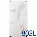 LG���� ����� R-S803NHLW