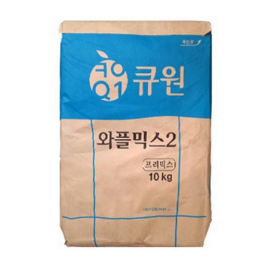 삼양사 큐원 와플믹스2 10kg(1개)