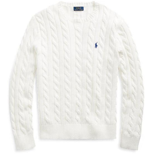 랄프로렌 폴로 케이블니트 코튼 스웨터 MNPOSWE16820220100