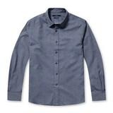 코오롱인더스트리 스파소 올오버 핀 도트 셔츠 SPSAA17431BUX_이미지